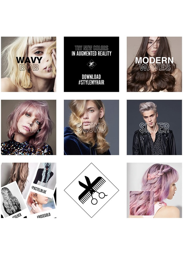 Style My Hair By Loral Professionnel