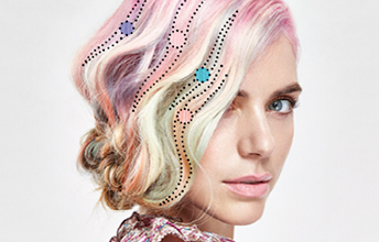 Colorfulhair Techniques