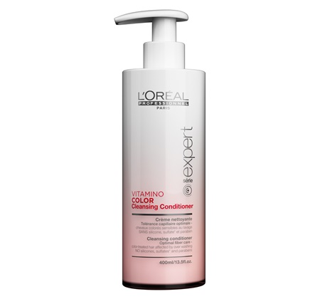 cleansing conditioner color care - Shampooing Vitamino Color