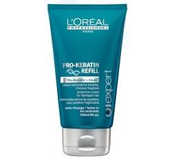 Blow Drying Cream Pro Keratin Refill